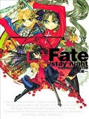 Fate/stay night comic battle血战篇