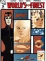 超级少女与蝙蝠女